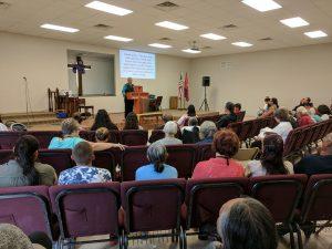 Worship at Pine Ridge
